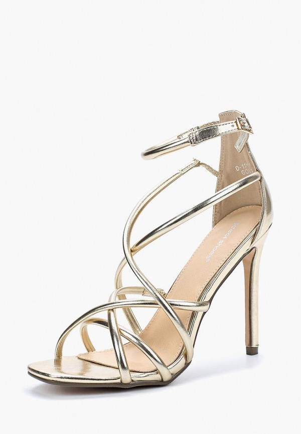 Босоножки Ideal Shoes Ideal Shoes ID007AWBERI7 босоножки ideal shoes ideal shoes id005awtjm21