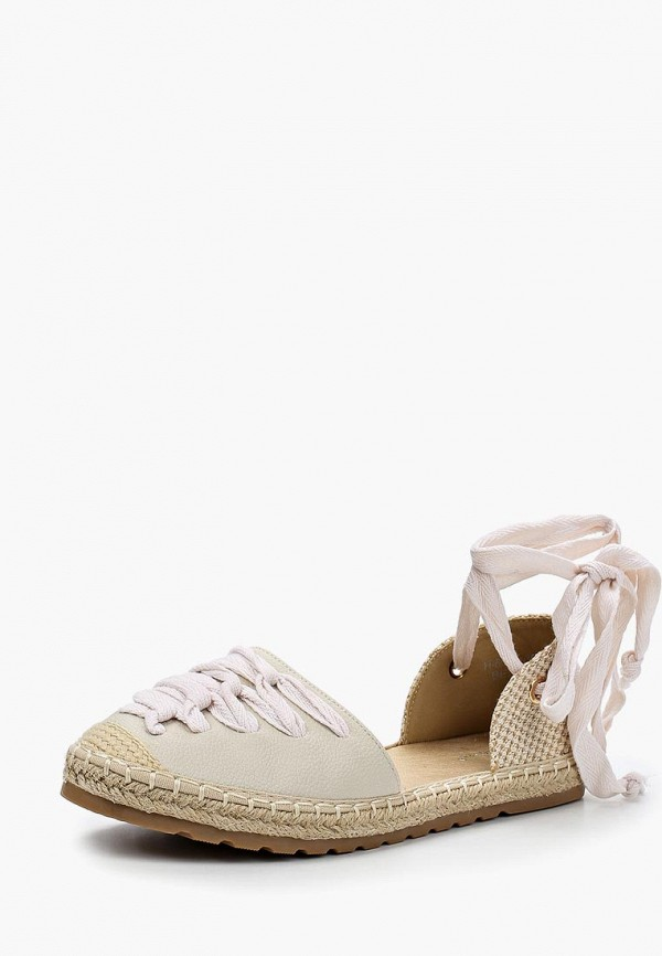 Эспадрильи Ideal Shoes Ideal Shoes ID007AWBOTK9