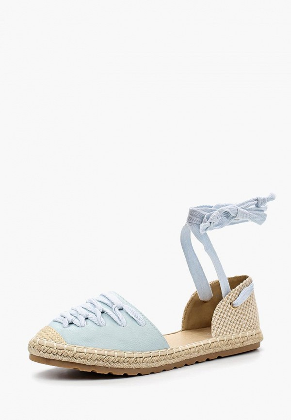 Эспадрильи Ideal Shoes Ideal Shoes ID007AWBOTL0