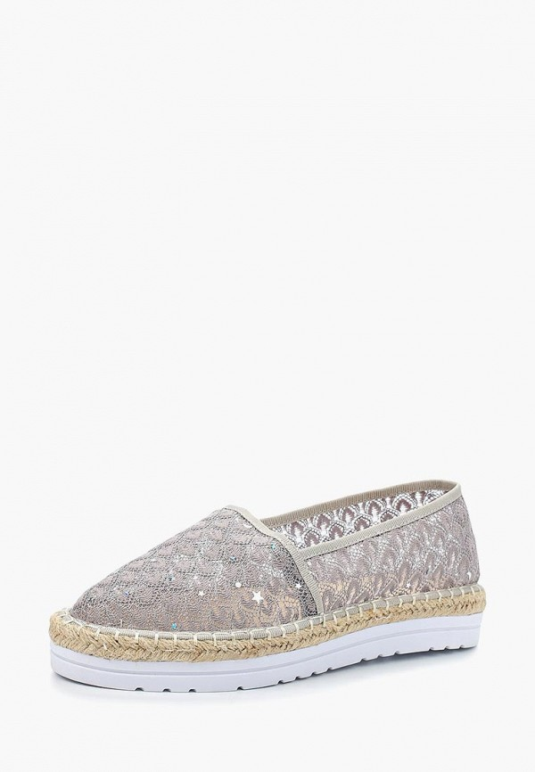 Эспадрильи Ideal Shoes Ideal Shoes ID007AWBOTM3