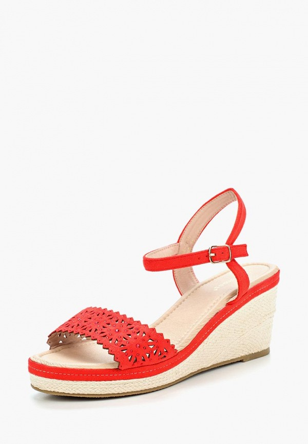 Эспадрильи Ideal Shoes Ideal Shoes ID007AWBOTP7