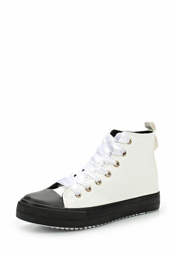 Кеды Ideal Shoes Ideal Shoes ID007AWWEH05 босоножки ideal shoes ideal shoes id005awtjm21