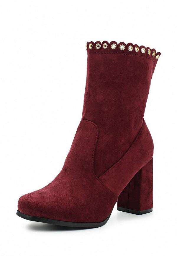 Полусапоги Ideal Shoes Ideal Shoes ID007AWWEI41 босоножки ideal shoes ideal shoes id005awtjm21
