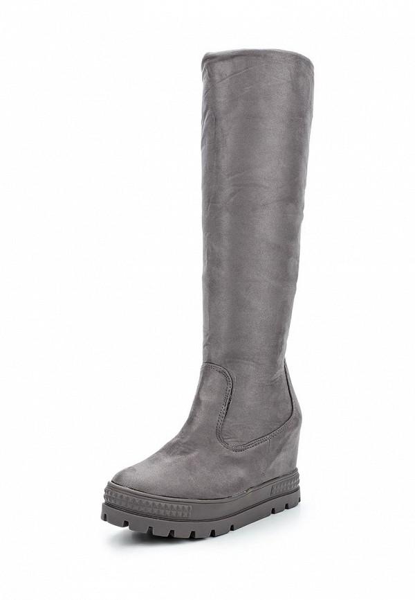 купить Сапоги Ideal Shoes Ideal Shoes ID007AWXYV60 дешево