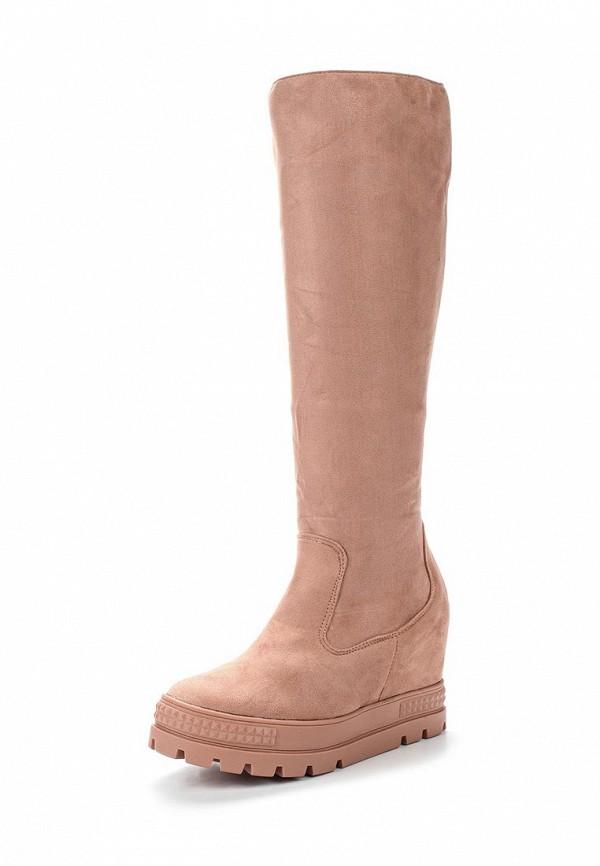 купить Сапоги Ideal Shoes Ideal Shoes ID007AWXYV61 дешево