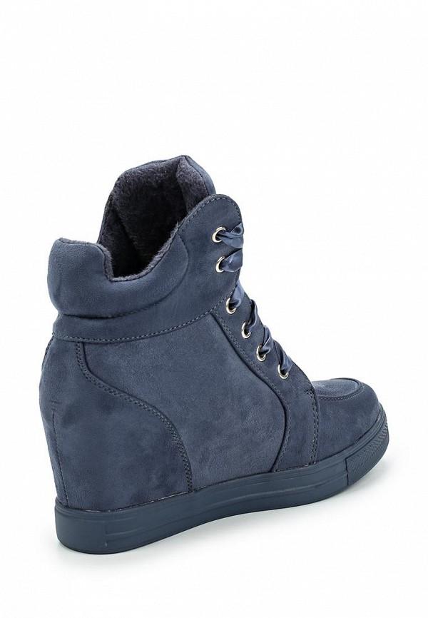 Фото Кеды на танкетке Ideal Shoes. Купить в РФ