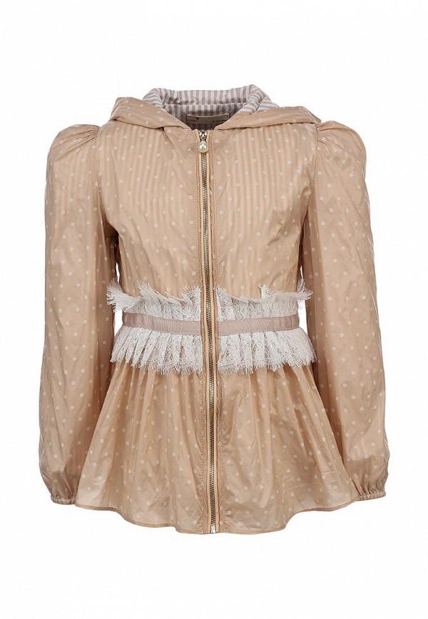 Куртка Il MIO tutto. Цвет: бежевый