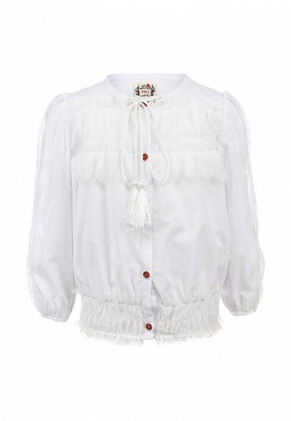 Блуза Il MIO tutto. Цвет: белый