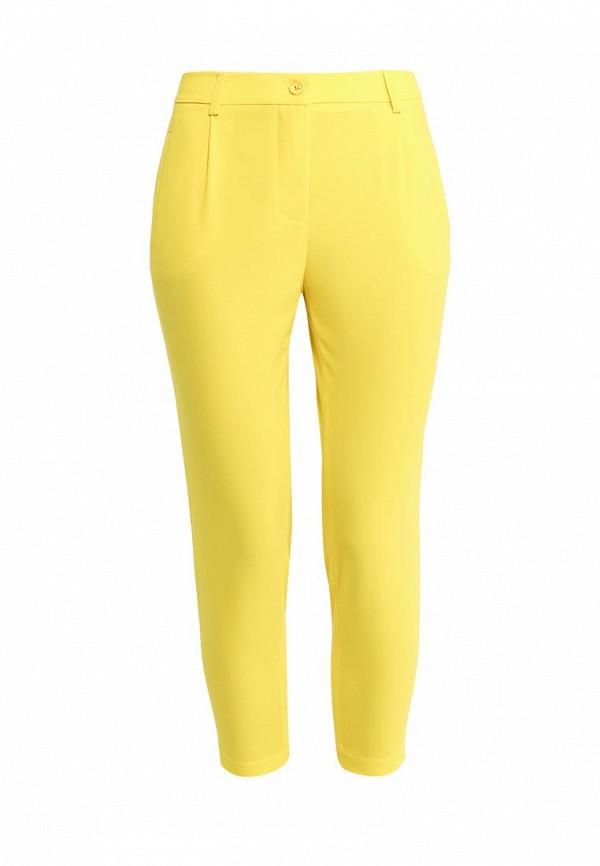 Купить женские брюки Imperial желтого цвета