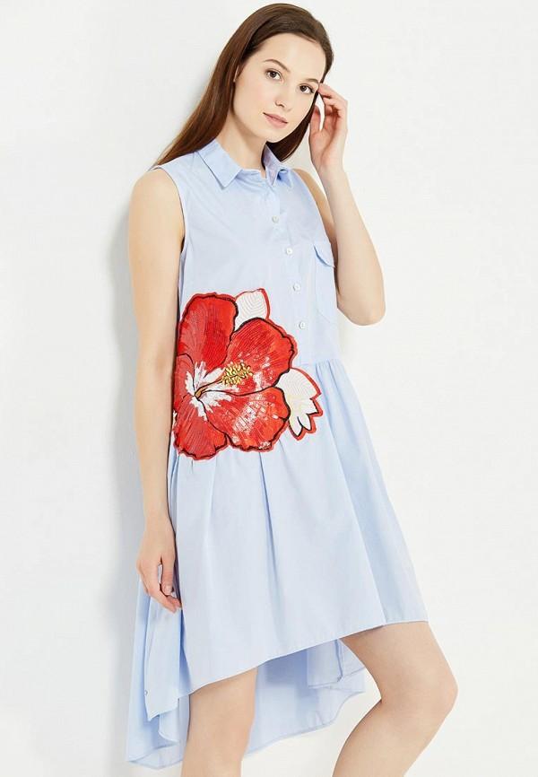 Платье Imperial Imperial IM004EWUZB51 платье imperial imperial im004ewrsb46
