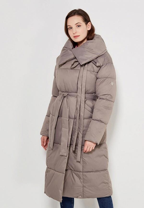 Купить Куртка утепленная Imocean, IM007EWAIBR4, бежевый, Весна-лето 2018