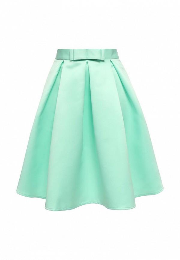 Купить женскую юбку Imocean мятного цвета