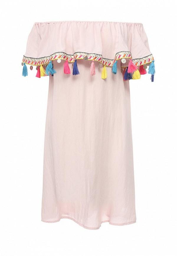 Платье Imocean Imocean IM007EWTKG66 джинсы imocean imocean im007ewwda28
