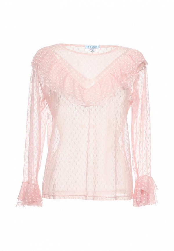 цены на Блуза Imocean Imocean IM007EWTKG72 в интернет-магазинах