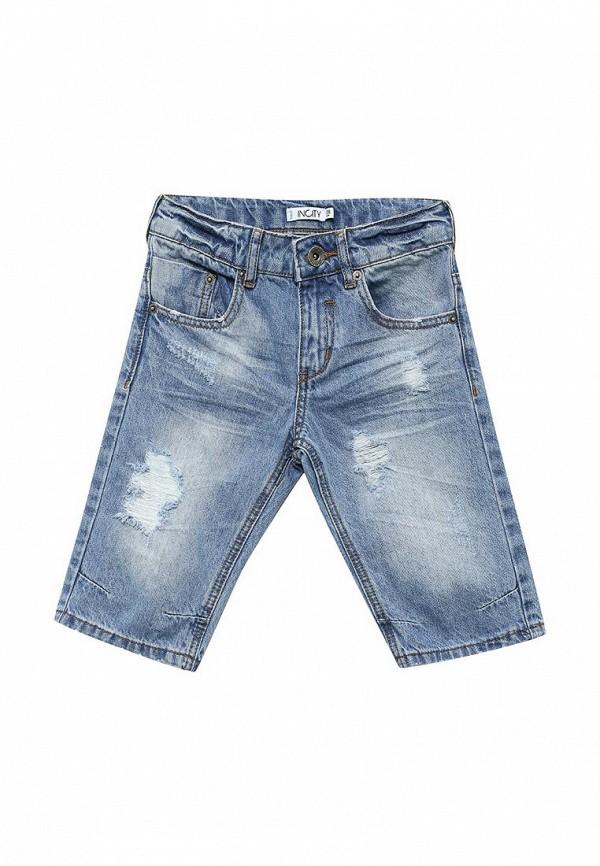 Шорты джинсовые Incity 1.5.1.17.02.10.00028/001640