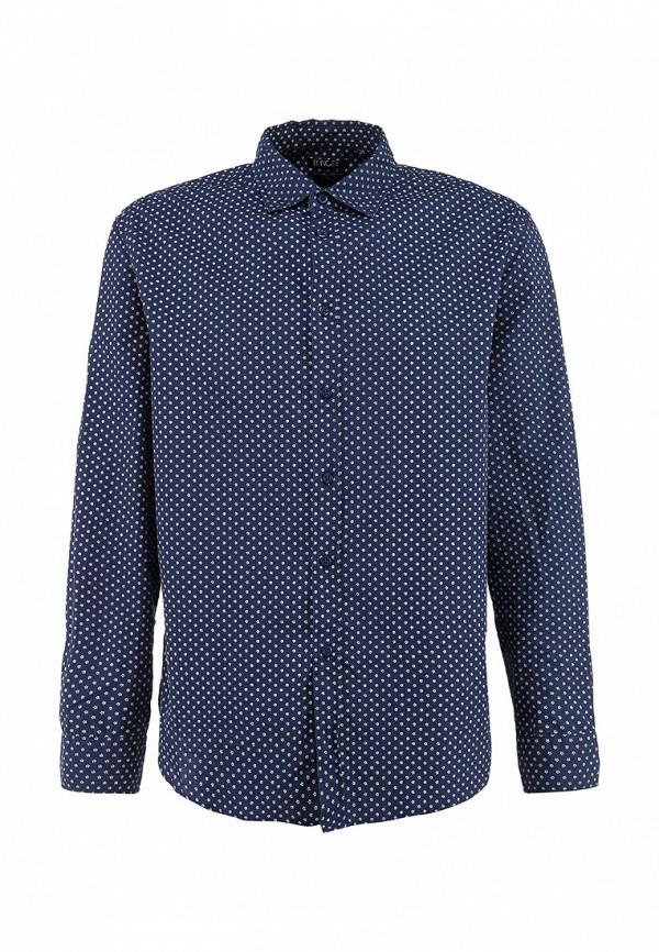 05502b123bc Мужская синяя рубашка INCITY