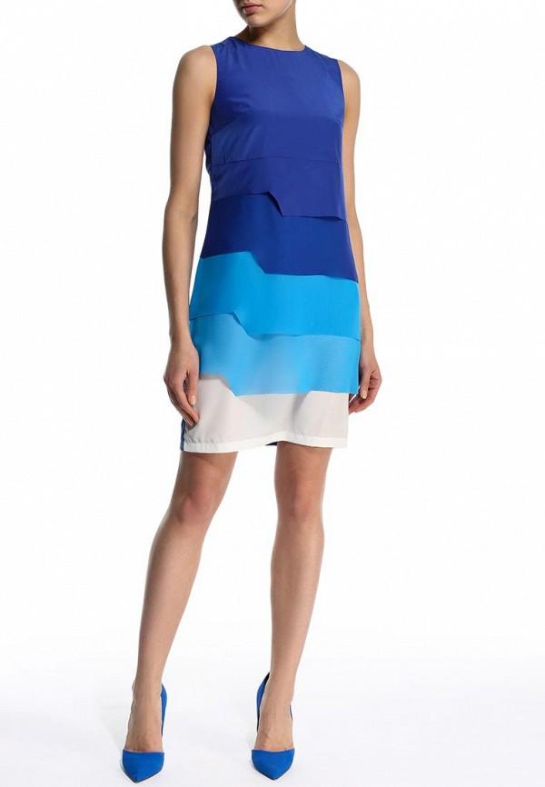 Бело Синее Платье Доставка