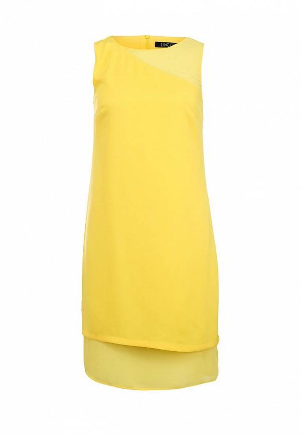 Повседневное платье Incity (Инсити) 11110400235/130756