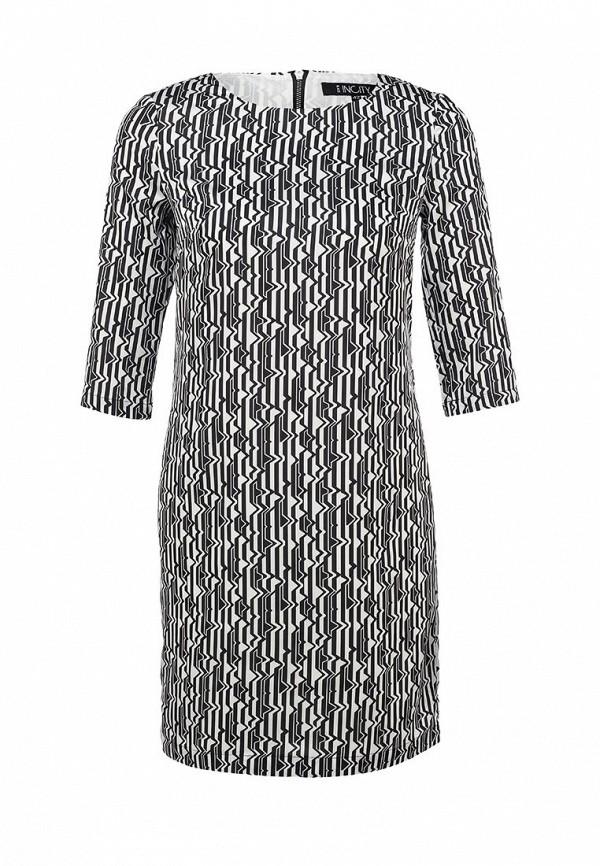Платье-мини Incity (Инсити) 11110400613/002122