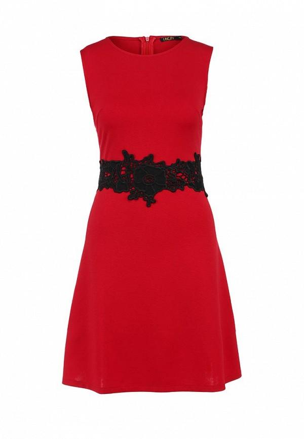 Платье-миди Incity (Инсити) 11120400564/191761