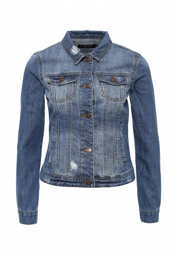 Джинсовая куртка Incity (Инсити) 1.1.1.16.02.09.00001/001613