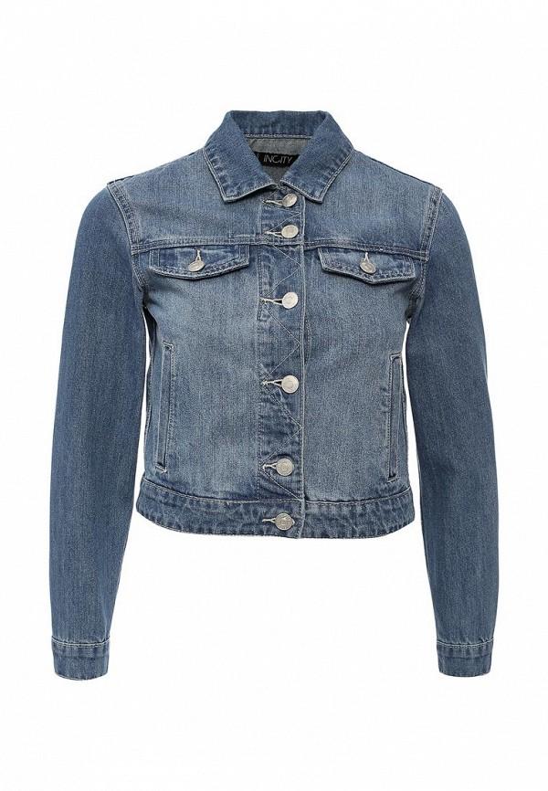 Джинсовая куртка Incity (Инсити) 1.1.1.16.02.09.00002/001611