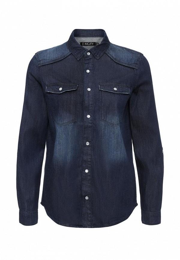 Рубашка джинсовая Incity 1.1.2.16.02.11.00005/001613