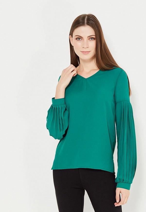 Блузка Зеленого Цвета