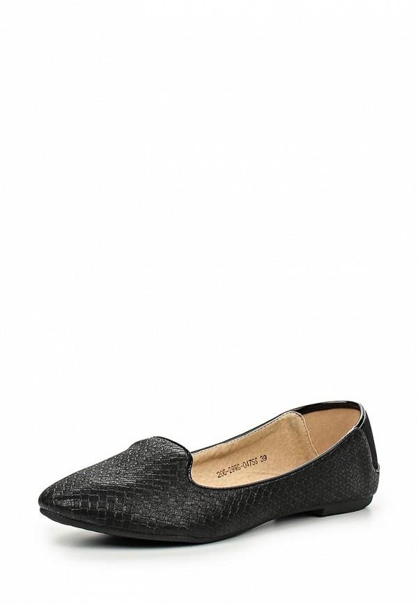 Туфли на плоской подошве Instreet 206-29WG-047SS