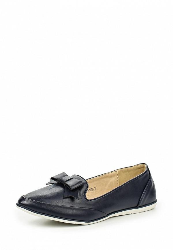 Туфли на плоской подошве Instreet 206-29WG-015SS