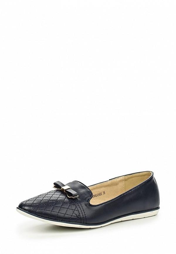 Туфли на плоской подошве Instreet 206-29WG-016SS