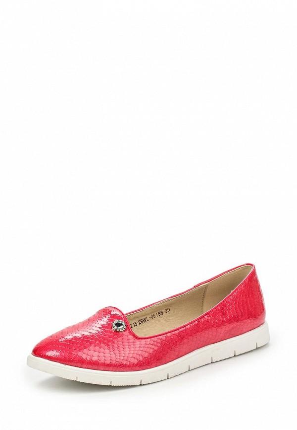 Туфли на плоской подошве Instreet 215-29WL-061SS