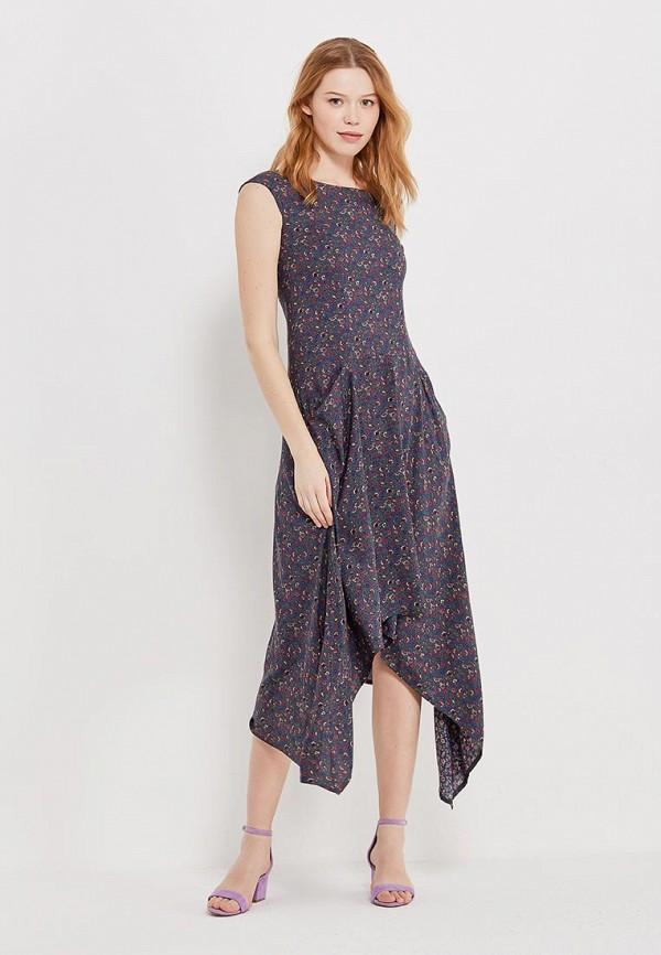 Купить Платье Indiano Natural, IN012EWANOT4, разноцветный, Весна-лето 2018