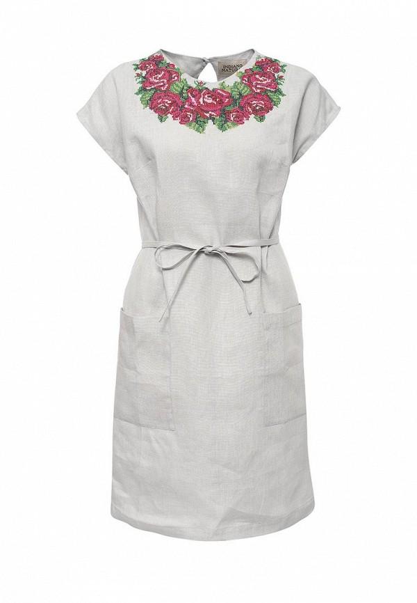 Летнее платье Indiano Natural 1968