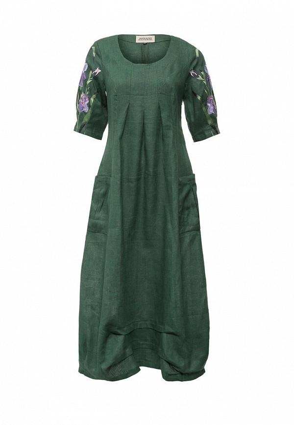 Платье-миди Indiano Natural 1970