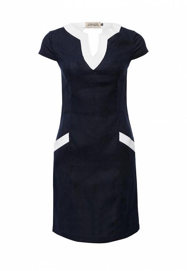 Платье-миди Indiano Natural 1980