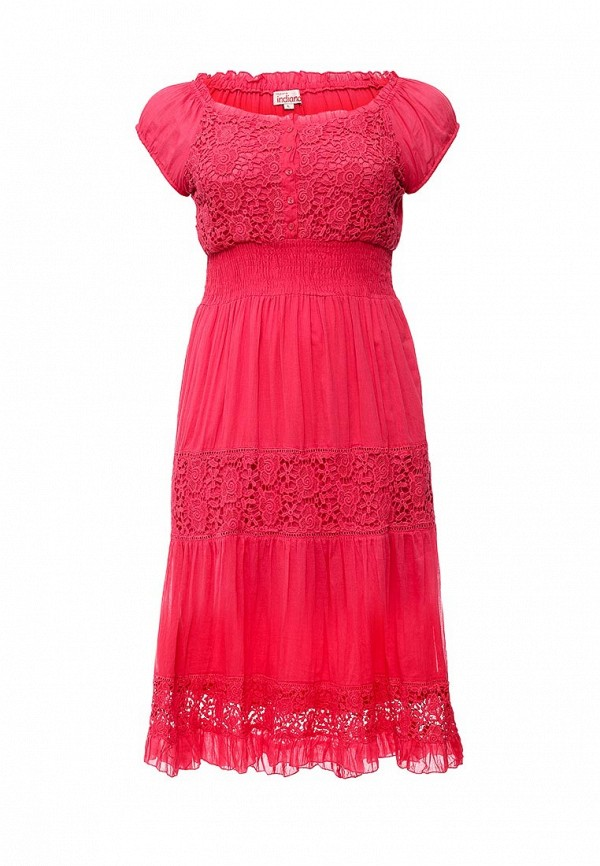 Платье-миди Indiano Natural 514237-2C