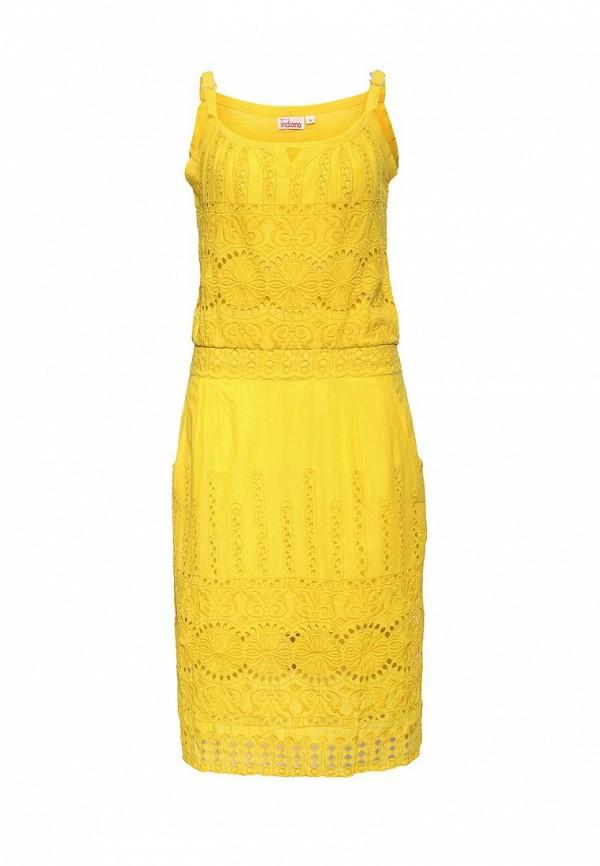 Платье-миди Indiano Natural 614037-3C