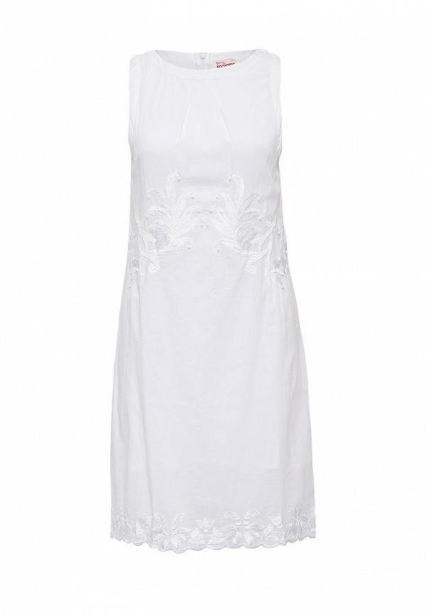 Платье-миди Indiano Natural 615207-1C