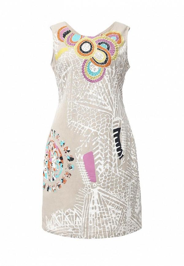 Платье-миди Indiano Natural 16225-5