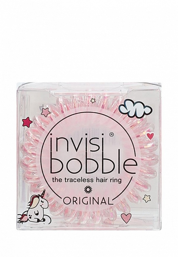Комплект резинок 3 шт. invisibobble invisibobble IN020DWBC705 invisibobble invisibobble in020lwkrz02