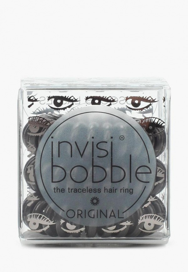 Купить Комплект invisibobble, для волос invisibobble ORIGINAL Luscious Lashes, IN020DWYPO26, коричневый, Весна-лето 2018