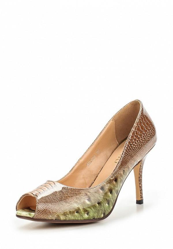 Туфли на каблуке Inario (Инарио) 15321-02-4