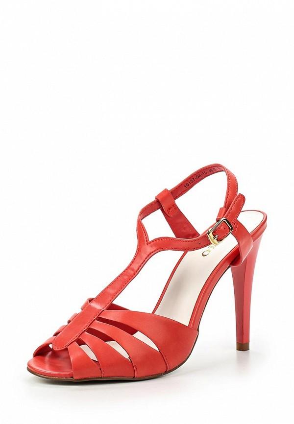 Босоножки на каблуке Inario 10137-04-15