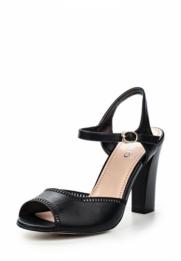 Босоножки на каблуке Inario (Инарио) 1164-01-1