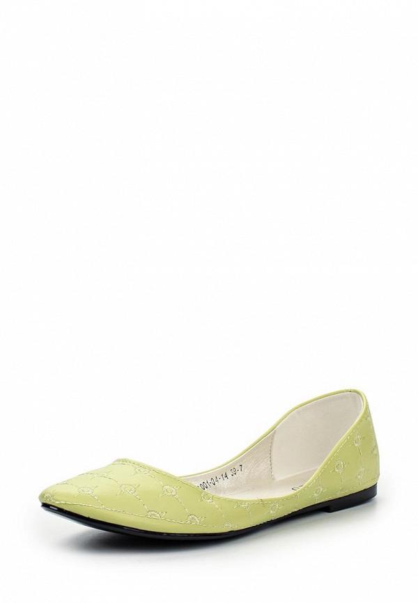 Туфли на плоской подошве Inario (Инарио) 1001-04-14