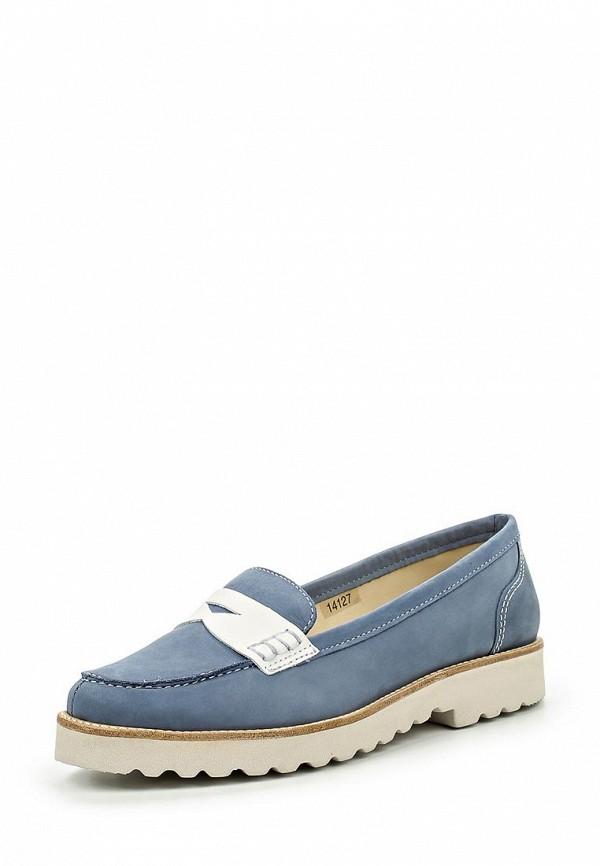 Туфли на плоской подошве INDIANA 14127