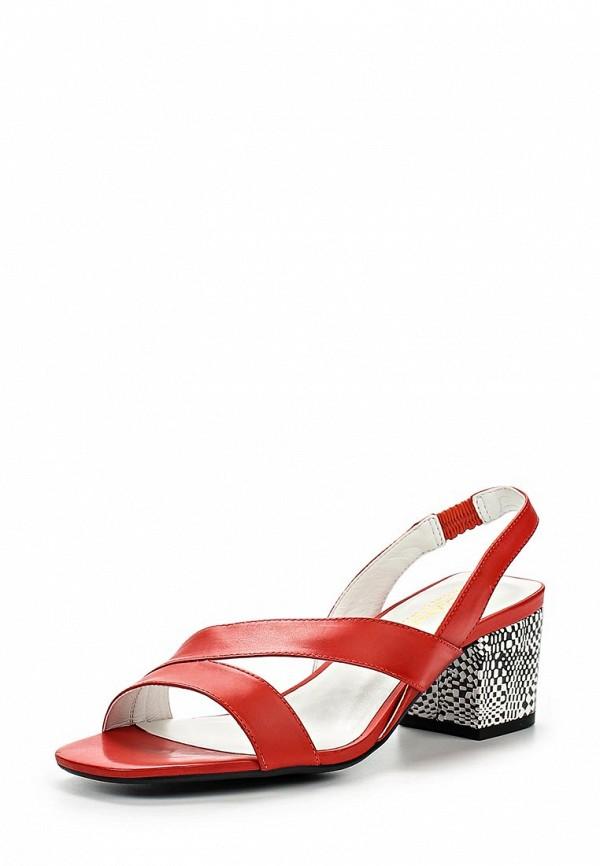 Босоножки на каблуке INDIANA 6635-288-333