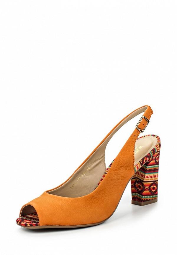 Босоножки на каблуке INDIANA 5014-151-255