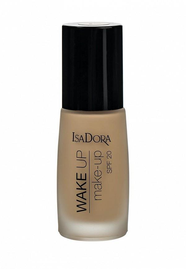 Тональный крем Isadora Isadora IS006LWMSV55 тональный крем isadora hydralight 66